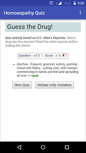 Download Homoeopathy Quiz on PC & Mac with AppKiwi APK Downloader