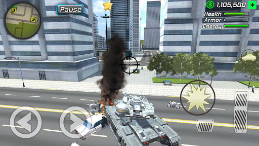 Grand Action Simulator - New York Car Gang 1.2.4 5