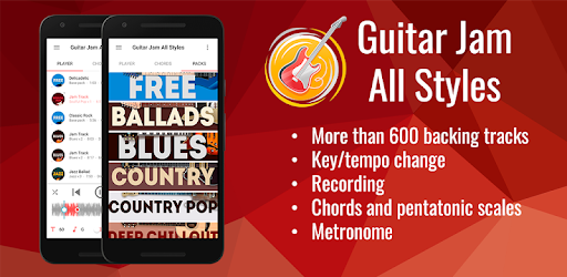 Backing Tracks Guitar Jam Play Music Scales Pro - Apps on Google Play