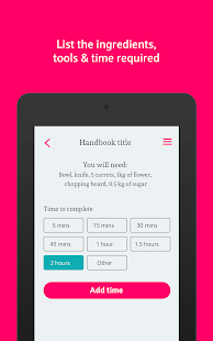 Handybooks – Visual Manuals- screenshot thumbnail