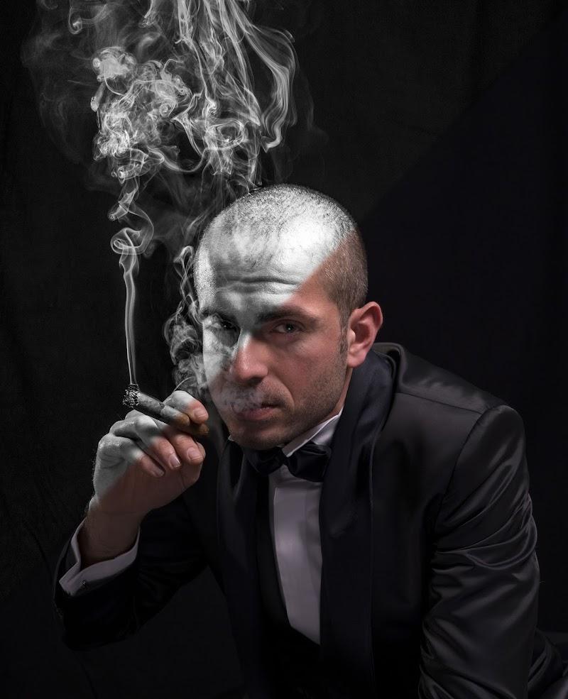 """""""Il Fumo Annebbia La Mente"""" di full884"""