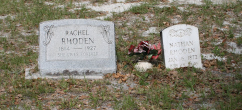 Photo: Rachel Rhoden Mother and Nathan Rhoden Son