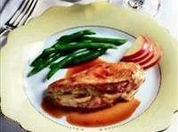 Brie And Apple Chicken Breasts Recipe