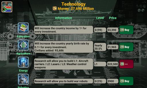 Africa Empire 2027  screenshots 6