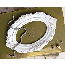 Prima Memory Hardware Resin Frames - Chantilly Royal