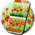 Poppy Flower Keyboard icon