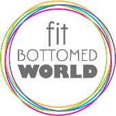 Fit Bottomed World App