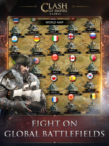 Clash of Empire: Epic Strategy War Game 5.16.1 screenshots 13