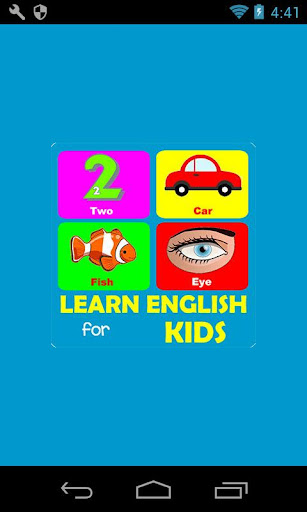 Learn English For Kids screenshots 2