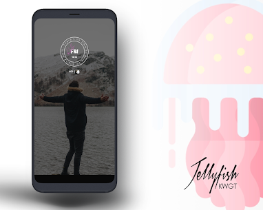 Jellyfish KWGT 3.5 Paid Patched Latest APK Free Download 2