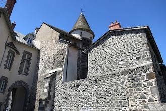Photo: Saint-Flour (musée Douet - belvédère)