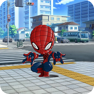 Subway Chase of Spiderman for PC and MAC