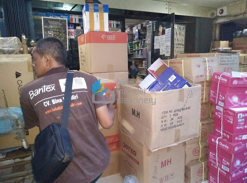 Bina Mandiri Stationery Jual ATK merek Bantex