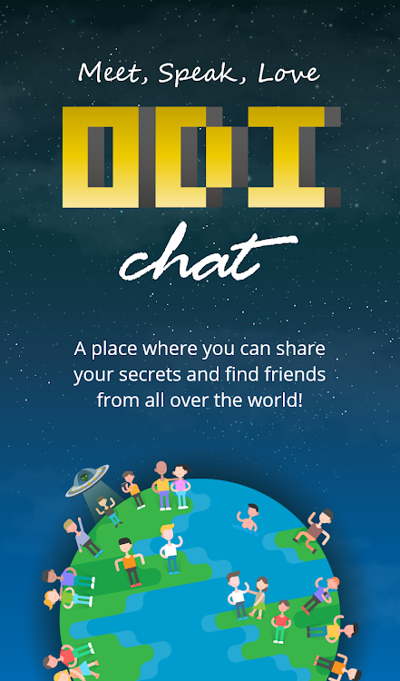 Dating Messenger voor Android