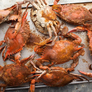 Old Bay Steamed Blue Crabs Recipe