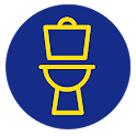 TOILET KARMA - REST ROOM / WASH ROOM MANAGER APP icon