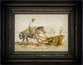 Photo: Ropin' Cowboys 5 x 4