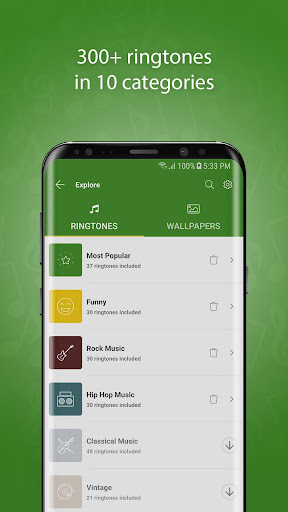 Free Ringtones for Android™ 7.1.1 screenshots 2