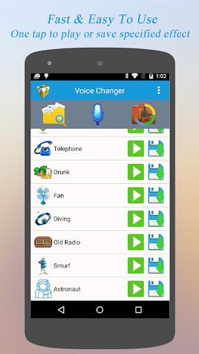 Best Voice Changer screenshot 4