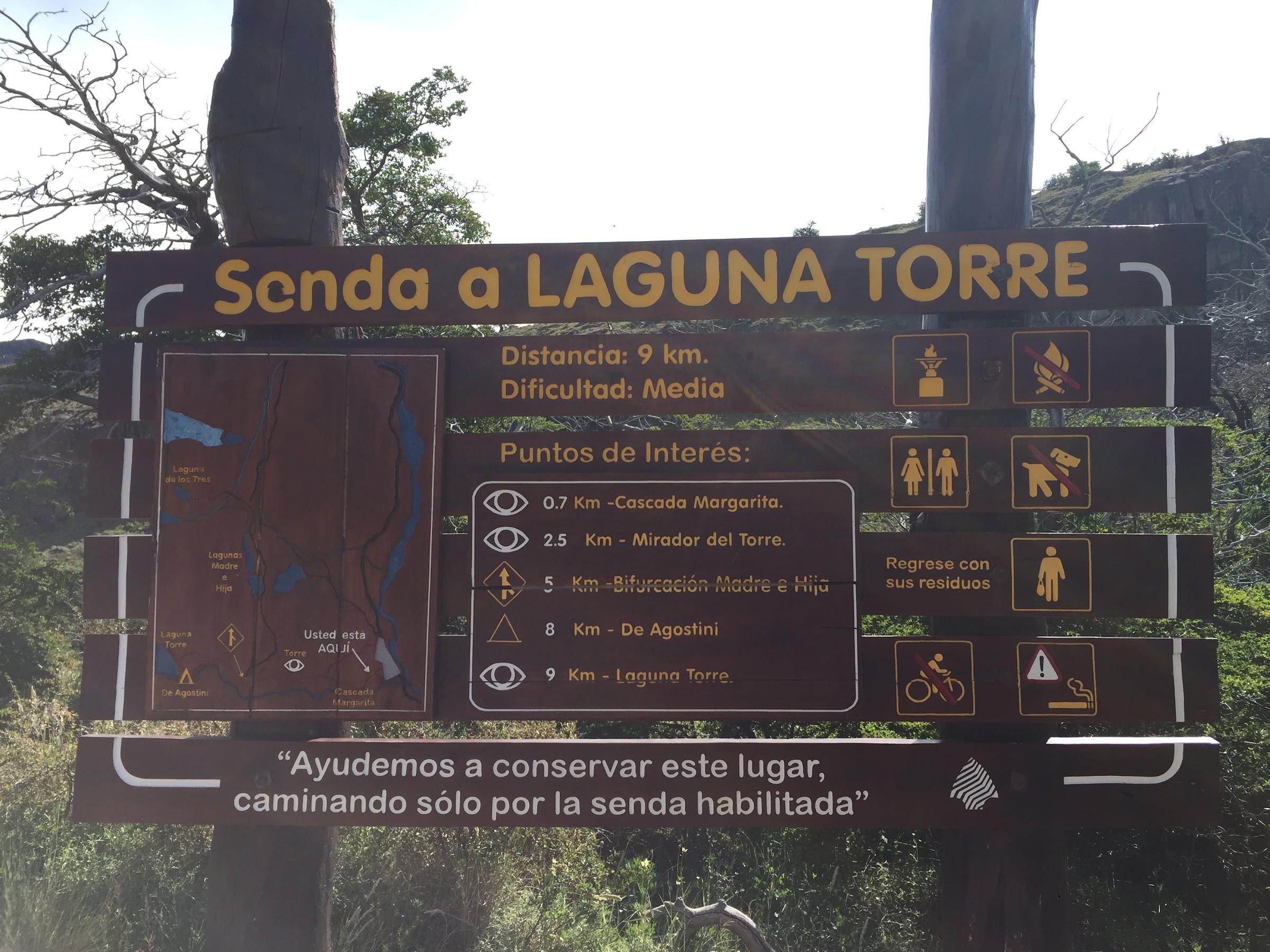 Laguna Torre Hike El Chalten Argentina