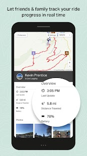 Ride with GPS - Bike Route Planning and Navigation Screenshot