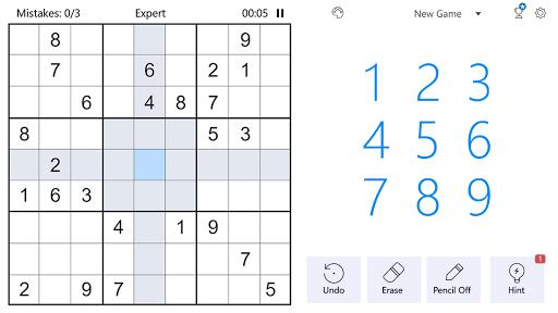 Sudoku - Free Classic Sudoku Puzzles 3.4.9 screenshots 8