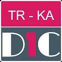 Turkish - Georgian Dictionary & translator (Dic1) icon