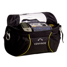 The Advance Cockpit Carry Ideal for all your Accessories and Features a ballast bag of 7 litres. Available at Flyspain Shop.