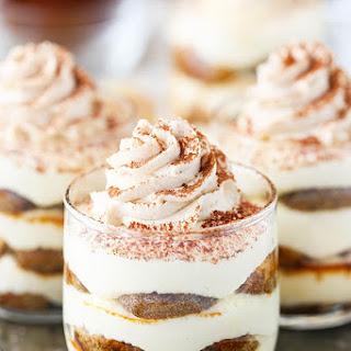 Mini Tiramisu Trifles Recipe