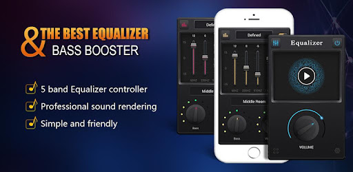 Bass Booster - Equalizer app (apk) free download for Android/PC/Windows