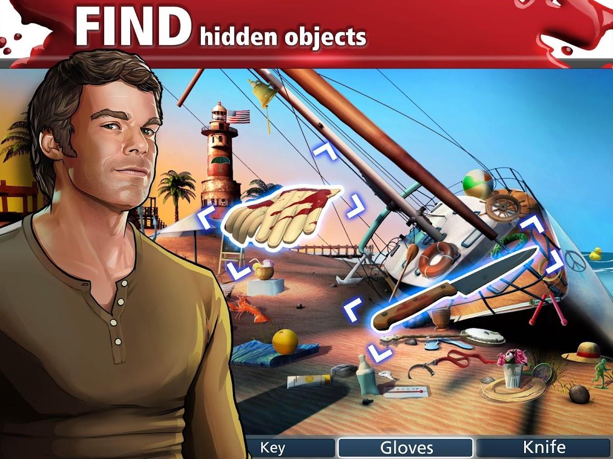 Dexter: Hidden Darkness Screenshot 1
