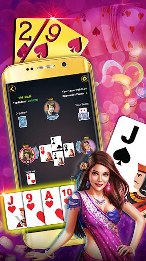 Adda : Callbreak , Rummy ,Solitaire & 29 Card Game 10.0 screenshots 6