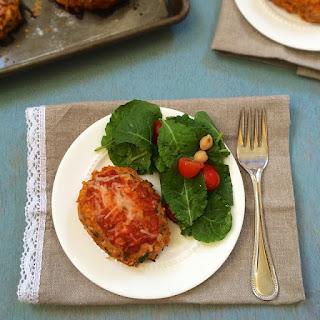 Mini Turkey Pizza Meatloaves Recipe