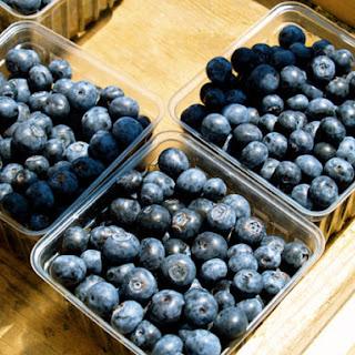 Blueberry-Basil Ice Pops Recipe
