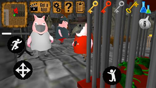 Piggy Doctor Neighbor Escape apkmr screenshots 3