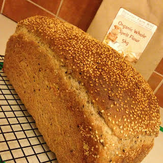 Thermobexta's Super Seeded Wholemeal Spelt Bread.