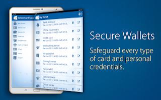 Screenshot of Folder Lock