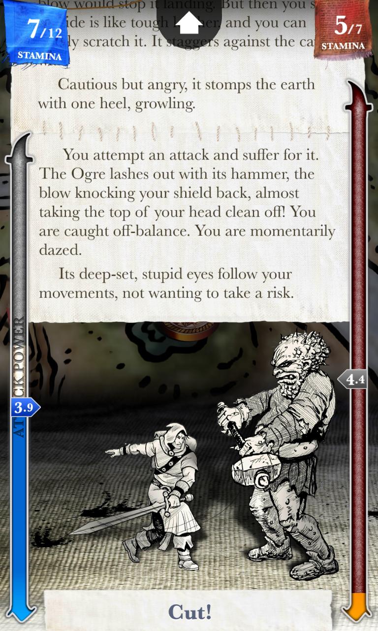 Sorcery! Screenshot 1