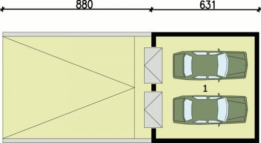 G69 - Rzut piwnicy