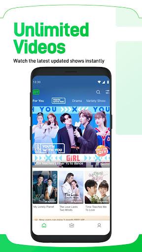 iQIYI Video u2013 Dramas & Movies 2.7.5 Screenshots 2