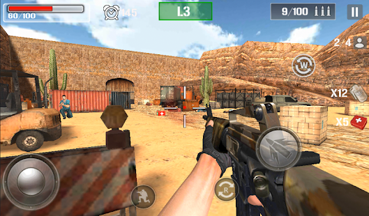 Shoot Hunter-Gun Killer- screenshot thumbnail