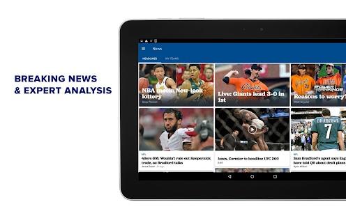 CBS Sports Screenshot 7