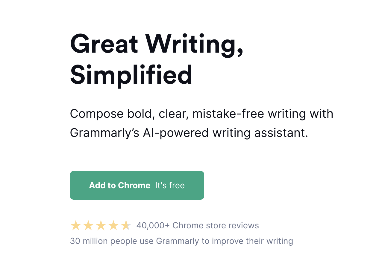 ux copywriting