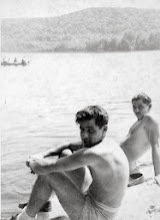 Photo: Leo and Harold Sternbach