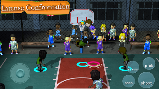 Street Basketball Association 3.1.6 screenshots 15