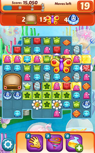 Dreamland Story: Toon Match 3 Games, Blast Puzzle modavailable screenshots 16