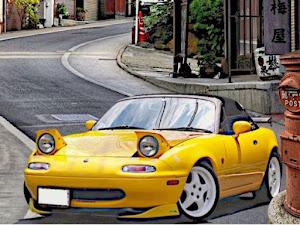 ロードスター  jスペックのカスタム事例画像 黄色いカエル( ˊ̱˂˃ˋ̱ )さんの2020年08月05日00:43の投稿