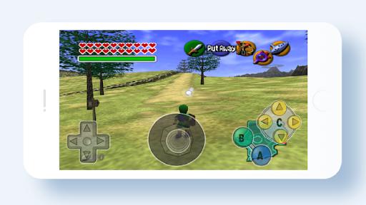 Nido64 - N64 Retro Games Emulator game (apk) free download