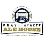 Logo for Pratt Street Brewery