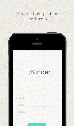 玩免費遊戲APP|下載myKinder - Children Vaccine app不用錢|硬是要APP